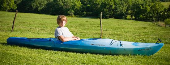 Recreational Kayaks   Up A Creek Canoe & Kayak Rental