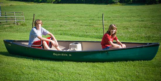 Canoes | Up A Creek Canoe & Kayak Rental